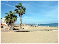 Holiday apartment on the Costa Blanca, in La Mata, the beach village on the sunny Costa Blanca, in Spain