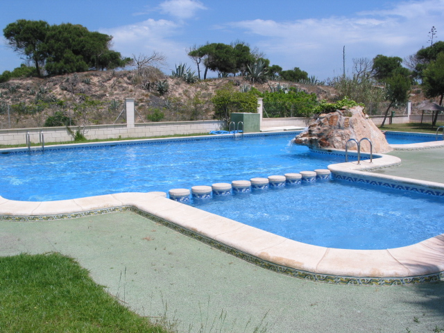Holiday apartment on the Costa Blanca, in La Mata, a little Spanish village on the Costa Blanca, on the sunny east coast of Spain
